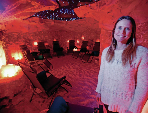 Allergy Sufferers Head to Salt Caves in Search of Relief